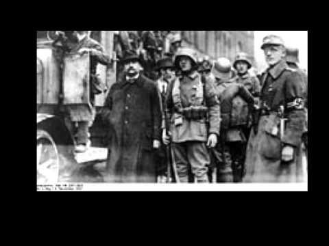 Weimar Germany: Munich/ Beer Hall Putsch 1923
