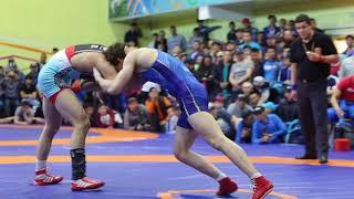 Опан Сат (Турция,Тыва) vs Виктор Рассадин (Саха Якутия)
