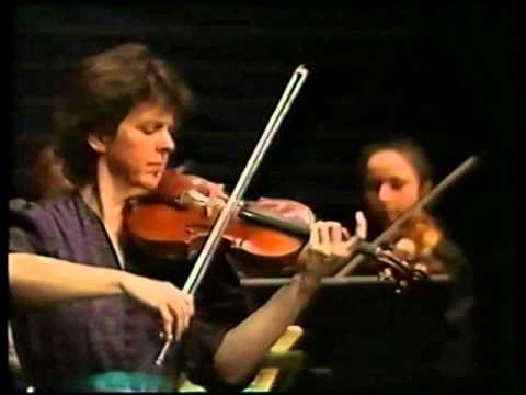 Vivaldi The Seasons: Soloist: Ana Chumachenco with The Copenhagen Chamber Soloists from 1982