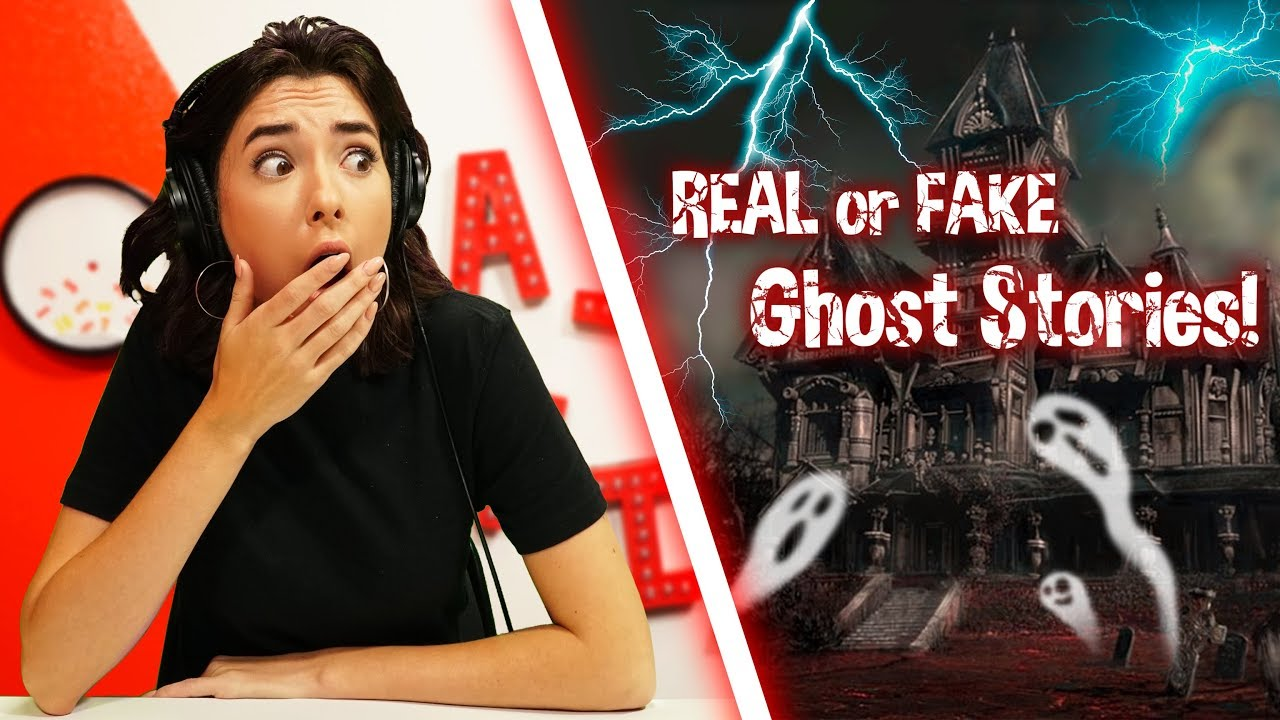 Is the TV show 'My Ghost Story' real or fake? - Quora