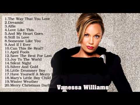 Vanessa Williams Greatest Hits 2014 || Best Songs Of  Vanessa Williams [Full Album]