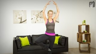 Pilates: Standing Pilates – Workout im Stehen