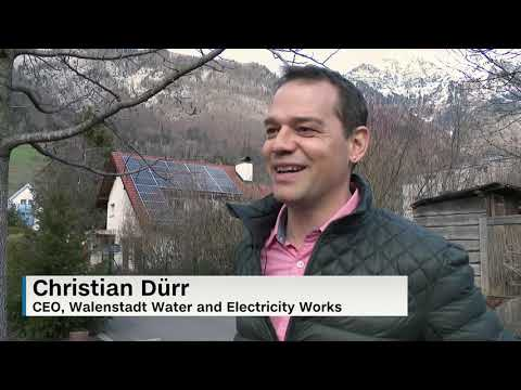 Meet the Swiss town using blockchain to trade solar energy
