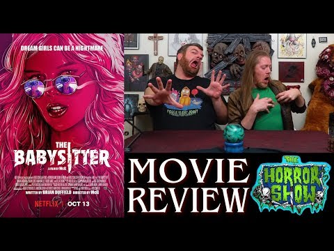 """The Babysitter"" 2017 Netflix Horror Comedy Movie Review – The Horror Show"
