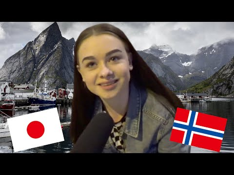 What Norwegian People Think Of Japan