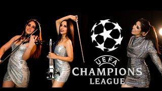 HIMNO UEFA CHAMPIONS LIGUE FT ISABEL GOVEA