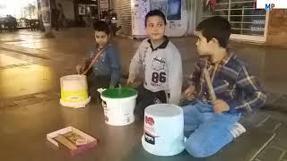 İzmir / Alsancak ÇOCUKLARDAN HARİKA RİTİM SHOW 😀 - Alsancak / İzmir