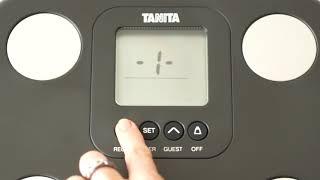 Весы напольные Tanita BC-730S Black