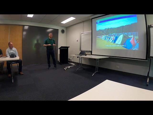 Neil Stubley Presentation 3/4