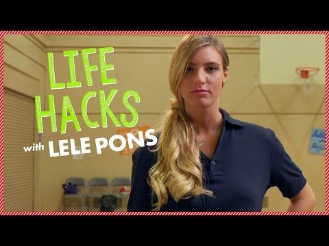 Thumbnail: How to Get Out of PE | LIFE HACKS w/ Lele Pons