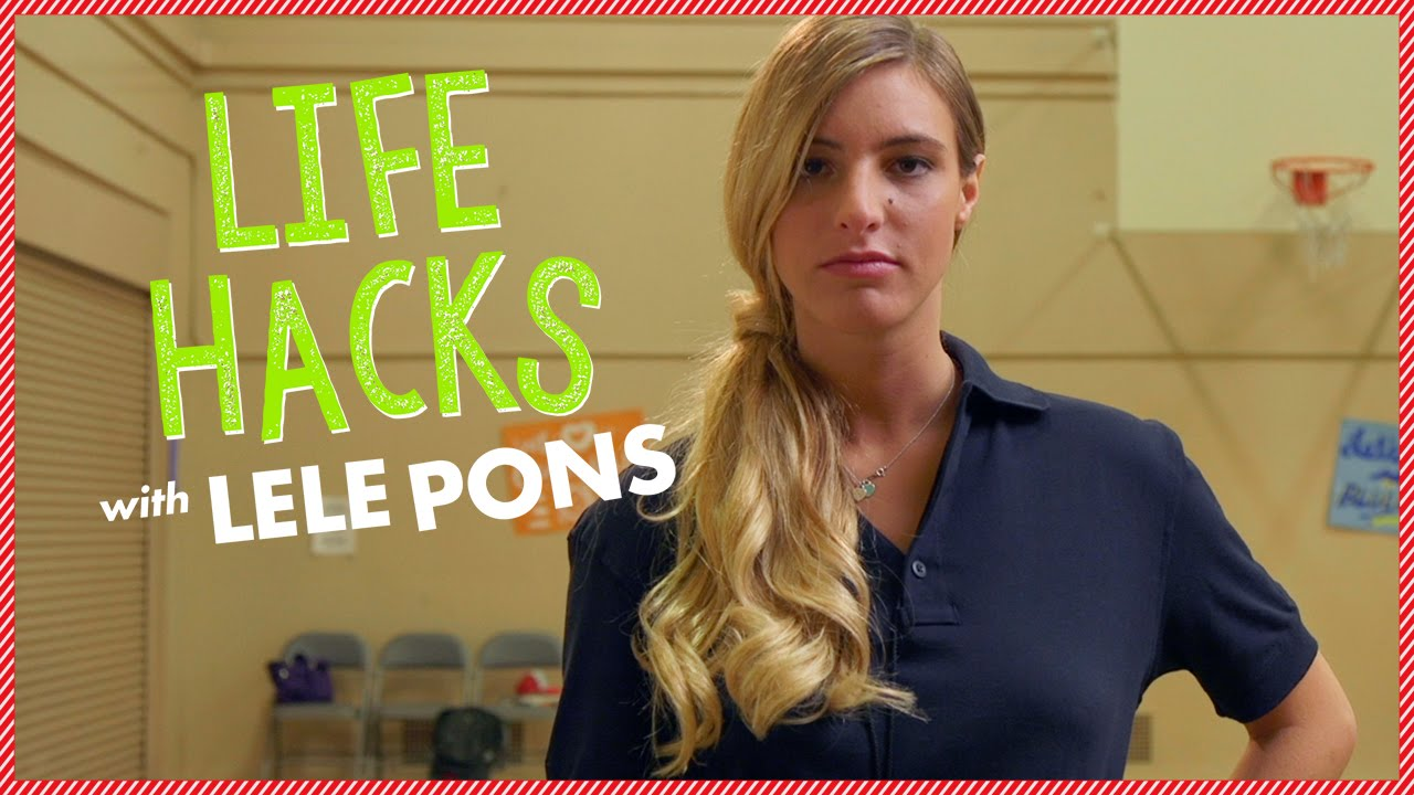 How To Get Out Of Pe Life Hacks W Lele Pons Youtube