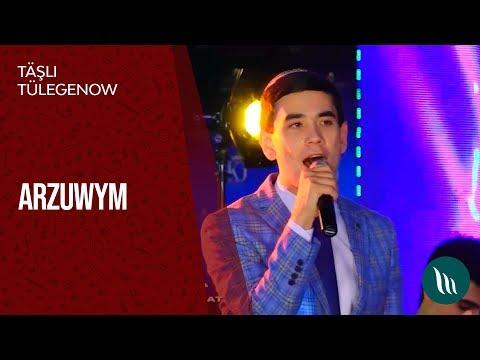 Täşli Tülegenow - Azuwym | 2019