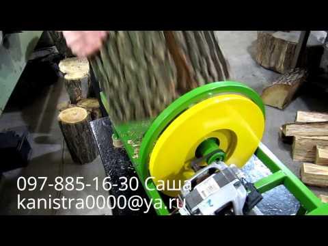 Как сделать дровокол с двигателем от стиральной машины своими руками
