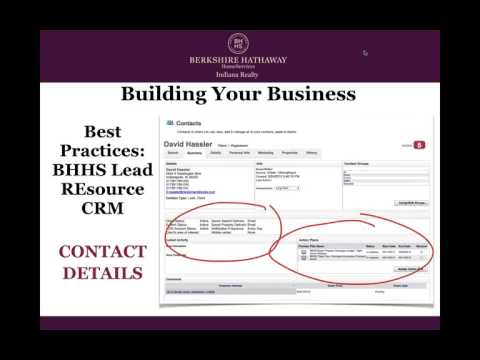 Wednesday Wake Up BHHS Lead REsource CRM