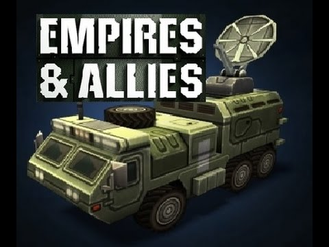 Empires & Allies Mobile - CNC VEHICLE BOOST