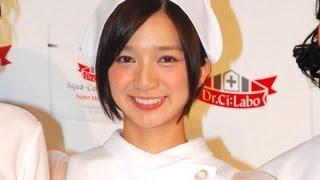 タレントの芹那さんが2月5日、東京都内で行われたイベントにミニスカー...