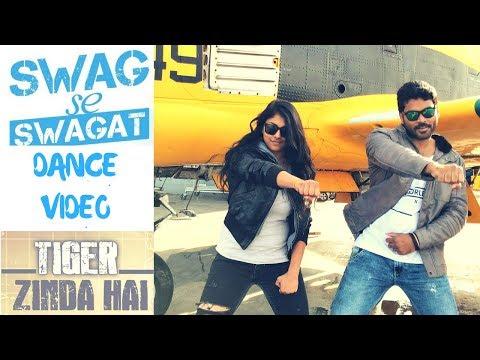 SWAG SE SWAGAT | Tiger Zinda Hai | Shiva Kona Dance Cover