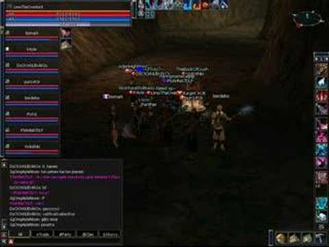 Crush clan memorial video from bnb l2 server