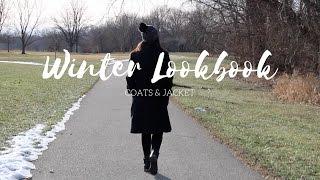 Winter Coats & Jacket Lookbook I Mazciel