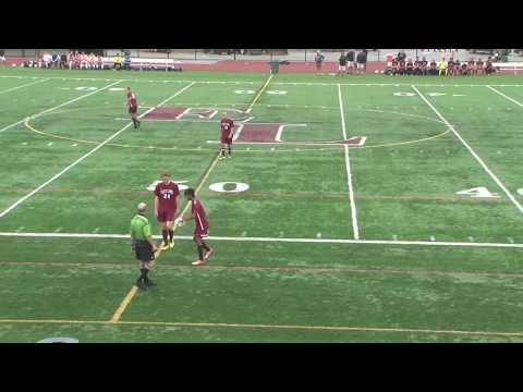 Old Lyme at East Lyme high school soccer double-header 9/8/18