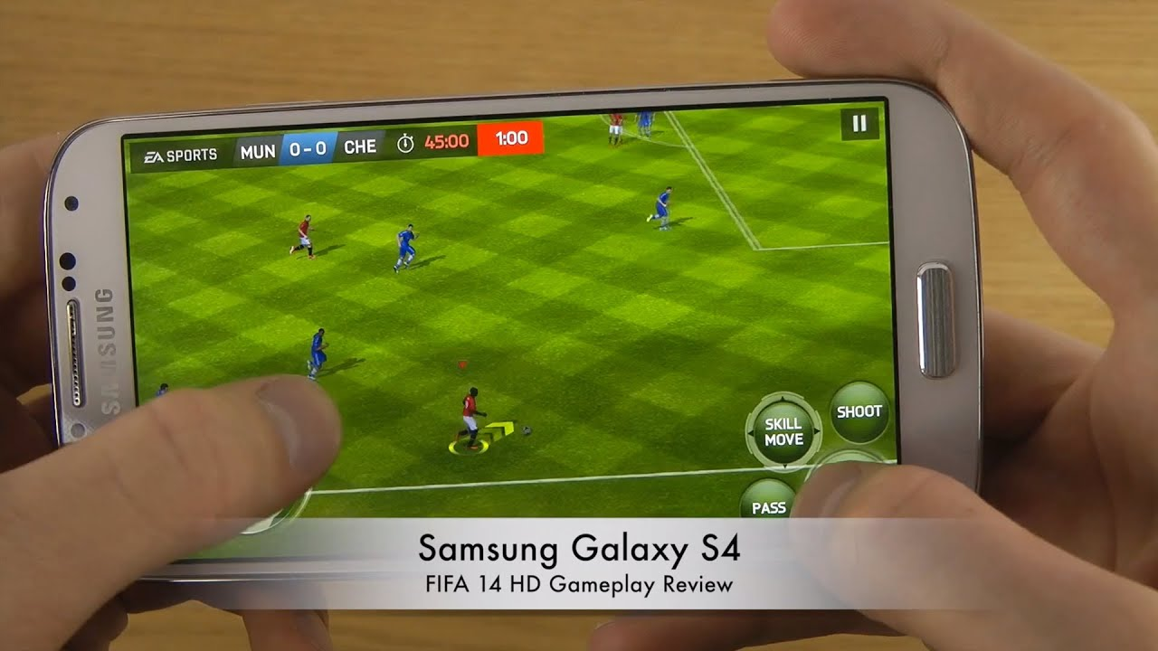 Fifa 14 samsung galaxy s4 hd gameplay review youtube fifa 14 samsung galaxy s4 hd gameplay review voltagebd Image collections