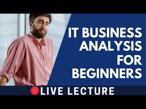 IT Business Analysis Essentials