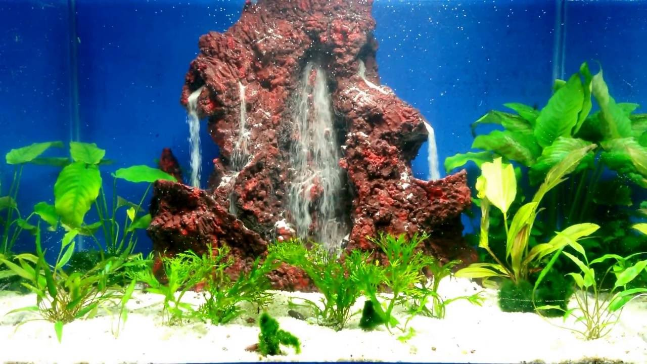 aquarium sand waterfall 12 youtube. Black Bedroom Furniture Sets. Home Design Ideas