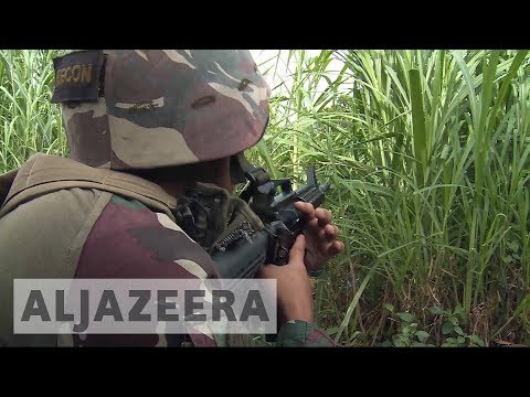 Philippine army struggles to dislodge Maute fighters from Marawi
