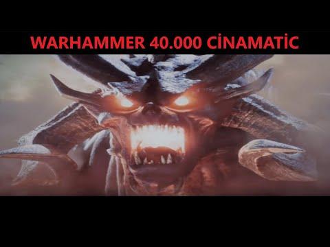 Warhammer 40,000 Dawn of War III cinematic trailer |