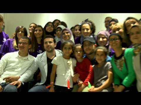 Sounds of Light France 2014 ,Maher Zain en Concert en France: En soutien à Gaza