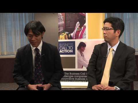 Ryoma Omuro - Itochu Corporation