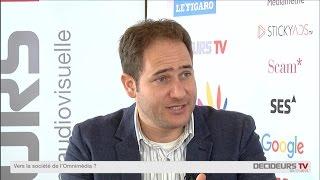 Colloque NPA-Le Figaro : Yotam Cohen , WIBBITZ