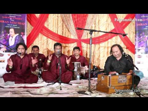 Qawwali - Imran Aziz Mian In Houston Tx 2017