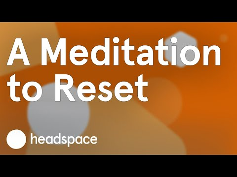 Reset: Decompress Your Body and Mind