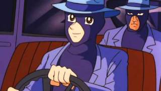Cutie Honey deals with a car full of thugs
