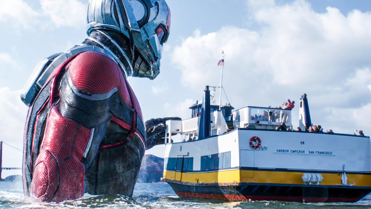 Download ANT-MAN AND THE WASP Trailer 1 + 2 (2018) Ant-Man 2