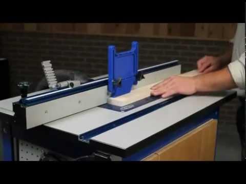 Kreg Featherboard Table Saw
