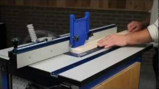 Kreg True-flex™ Featherboards
