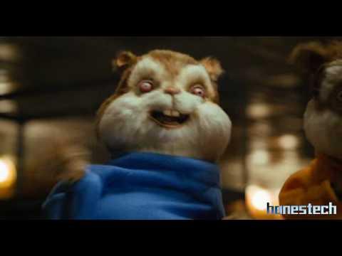 Alvin and the Chipmunks evil version