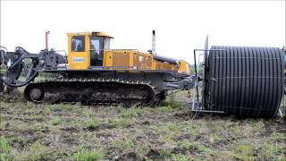 Hutton Inc Installing Agricultural Drainage