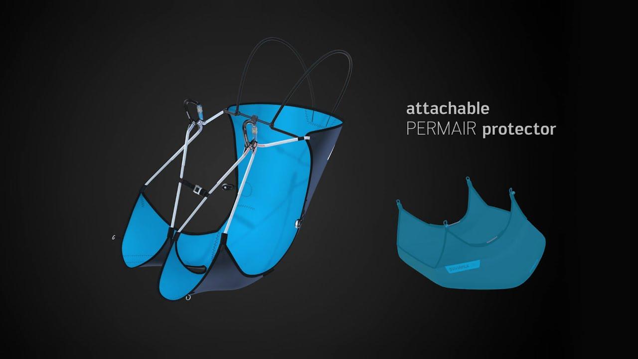 skywalk paragliders - CORE modular ultralight harness