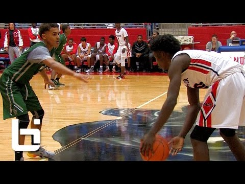 Andrew Jones (37Pts) VS Trae Young (33Pts) PG Battle At Thanksgiving Hoopfest!