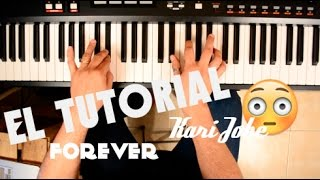 EL TUTORIAL | Forever - Kari Jobe | Piano | Evan Craft | Acordes | Intro |