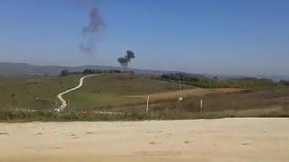 FSK dhe KFOR-i amerikan shkatërrojnë armë