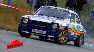 Rally Legend Les Corbes 2016 | Show & Mistakes by Ftt-Rally