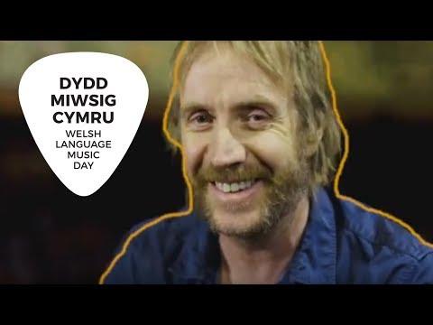 Rhys I, My Miwsig  Dydd Miwisg Cymru Welsh Language Music Day, English Language Version