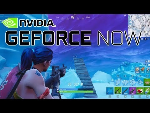 Fortnite On Nvidia Shield Portable
