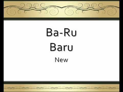 Learn Malay Language (Bahasa Melayu) 6