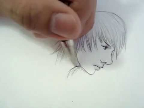 Dibujando A Un Chico Emo How To Draw Emo Boy
