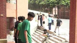 台灣跑酷 / FRMP Taiwan Kaohsiung Parkour Freerunning - Parkour Camp in National Sun Yat sen University